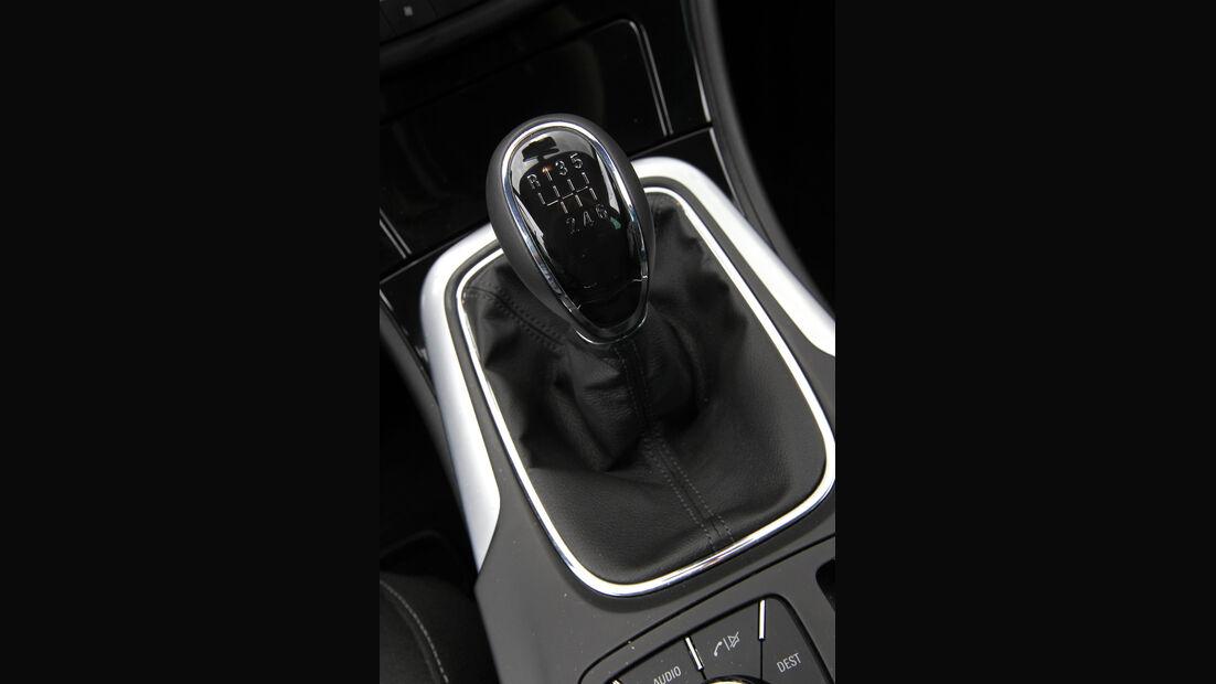 Opel Insignia 1.4 T,  Opel Insignia 2.0 CDTi, Schaltung