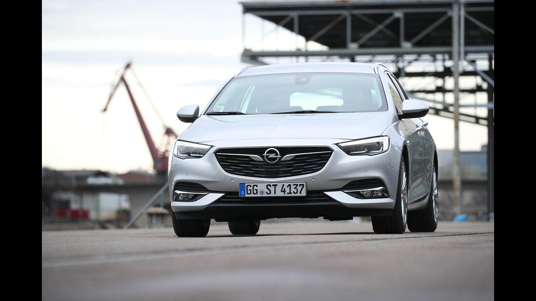Opel Insignia Sports T. 2.0 DI, Exterieur