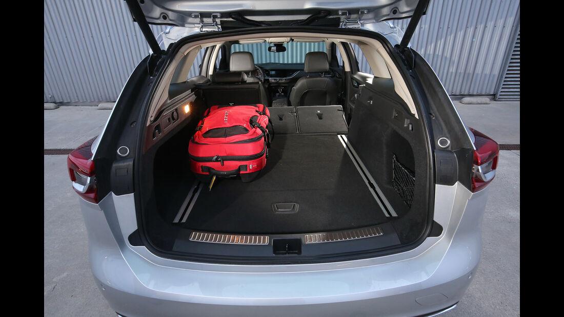 Opel Insignia Sports T. 2.0 DI, Kofferraum