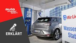 Podcast AMS erklärt Folge 30 Wasserstoffauto