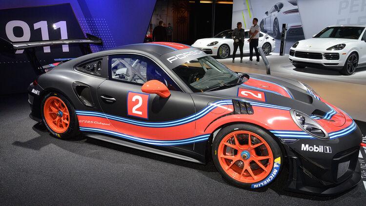 Porsche 911 GT2 RS Clubsport 200 Modelle für die