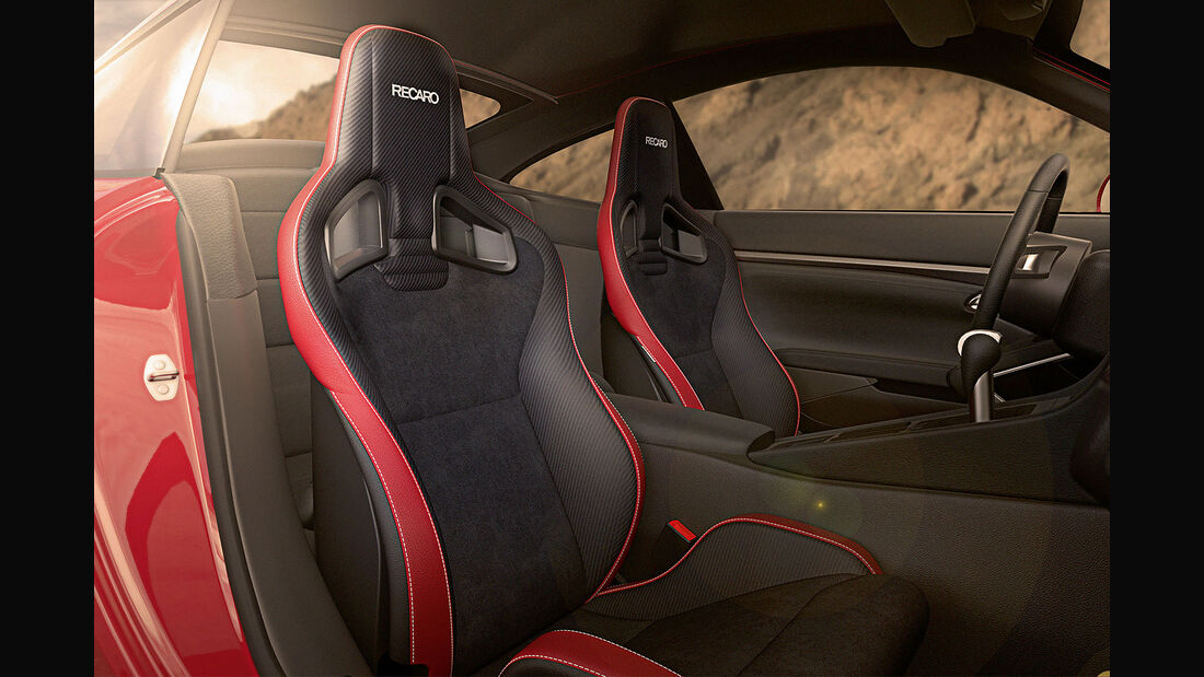 "Recaro Sportster CS ""Performance Edition"" Sportsitz"