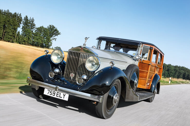 Rolls-Royce Phantom I Shooting Brake (Chassis von 1928)