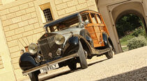 Rolls-Royce Phantom I Shooting Brake (Chassis von 1928), Rad