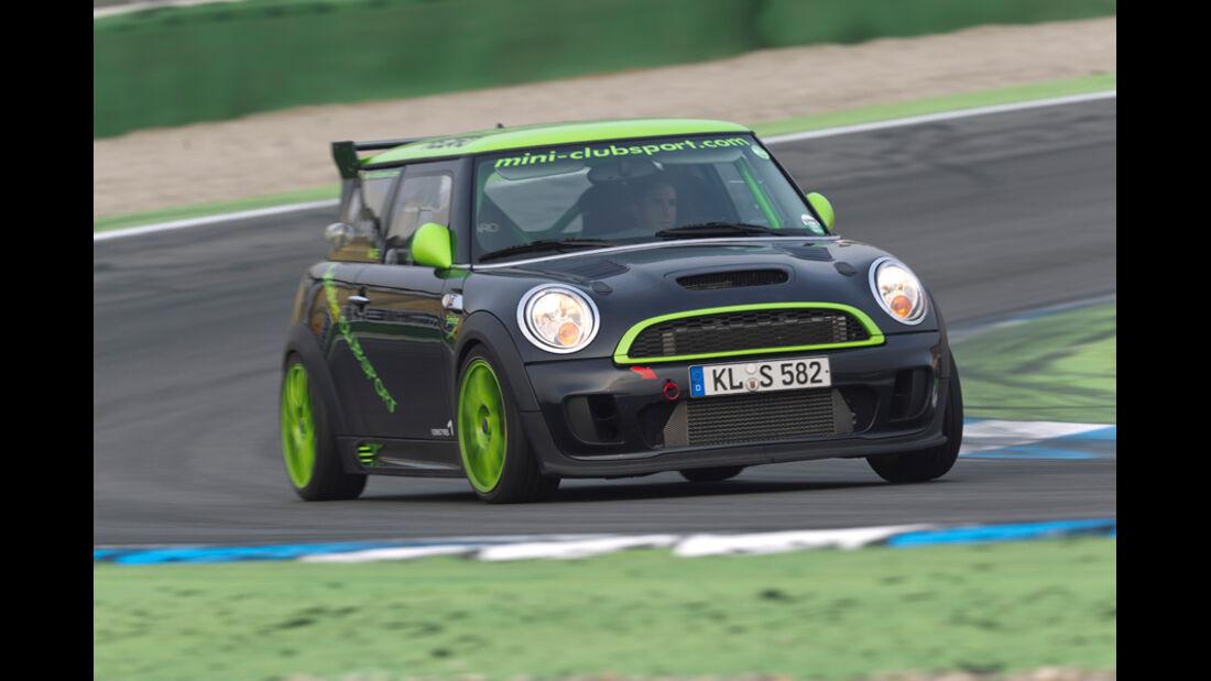 Schäfer Mini Cooper CLS, Front