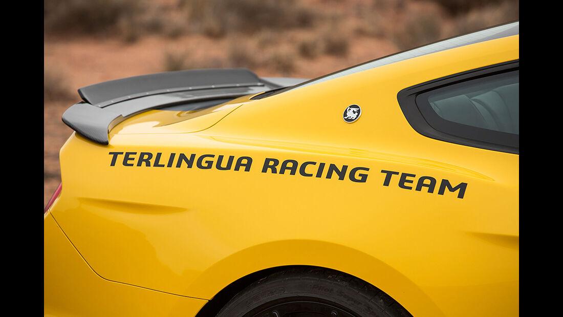 Shelby Terlingua Racing Team Mustang
