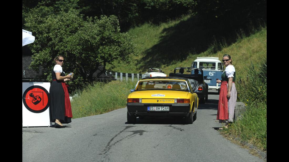 Silvretta Classic 2010 - Tag 1 Impressionen