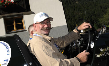 Silvretta Classic 2010 - Tag 1 Impressionen Horst Lichter