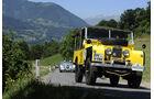 Silvretta Classic 2010 - Tag 1 Impressionen - Land Rover