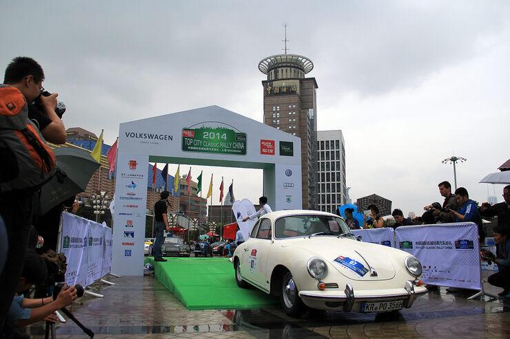 Top City Classic Rallye Shanghai 2014
