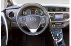 Toyota Auris, Cockpit, Lenkrad