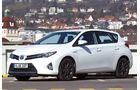 Toyota Auris, Seitenansicht
