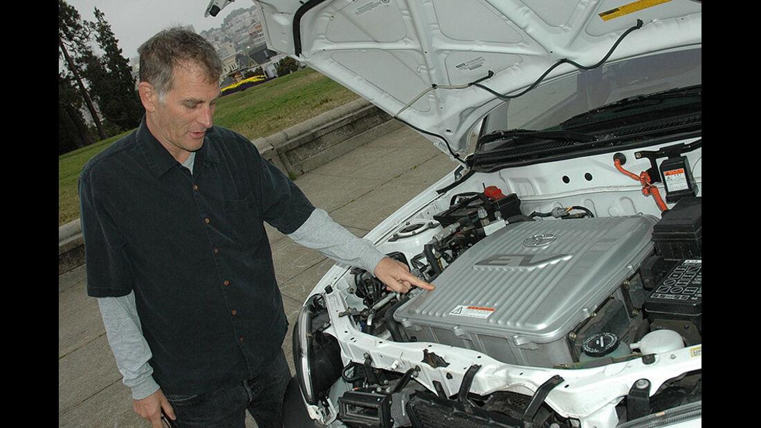 Toyota RAV4 EV Motor