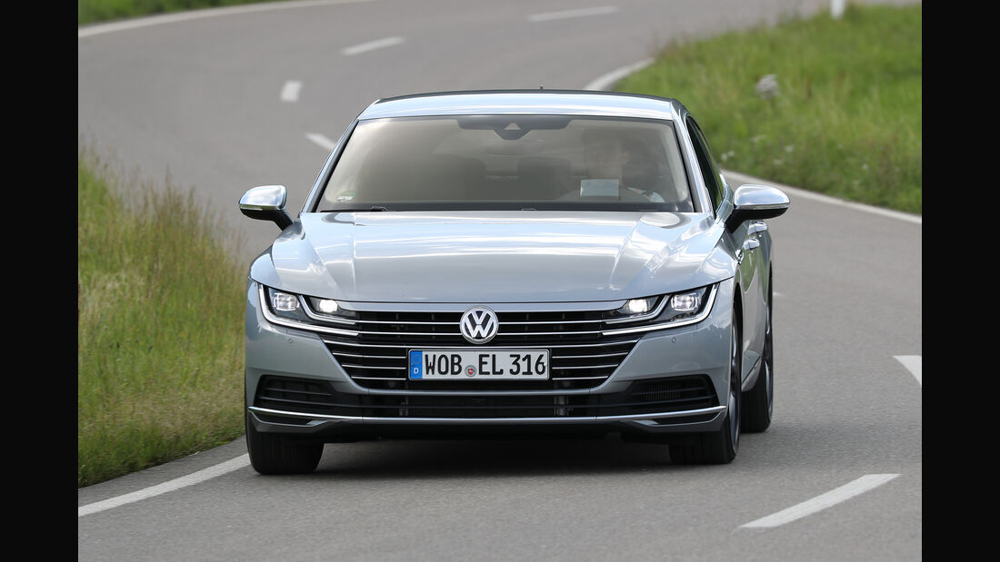 VW Arteon 2.0 TDI 4Motion Elegance, Exterieur
