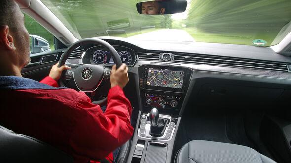 VW Arteon 2.0 TDI 4Motion Elegance, Interieur