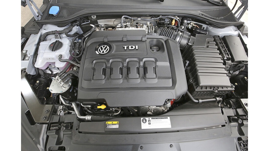 VW Arteon 2.0 TDI 4Motion Elegance, Motor