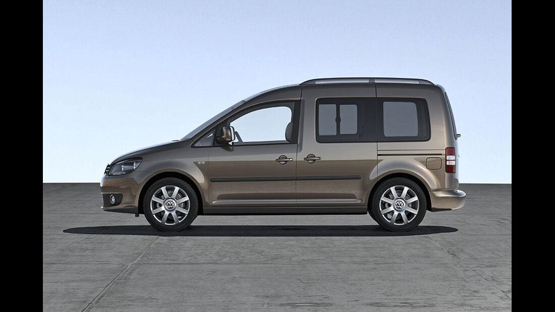 VW Caddy 1.6 TDI