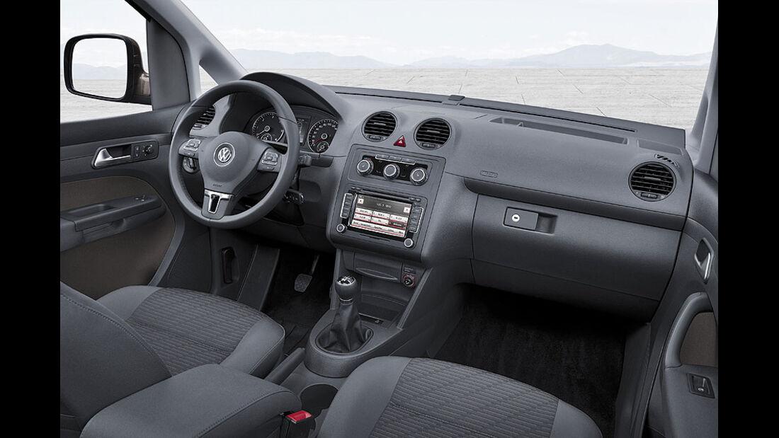 VW Caddy 1.6 TDI, Command