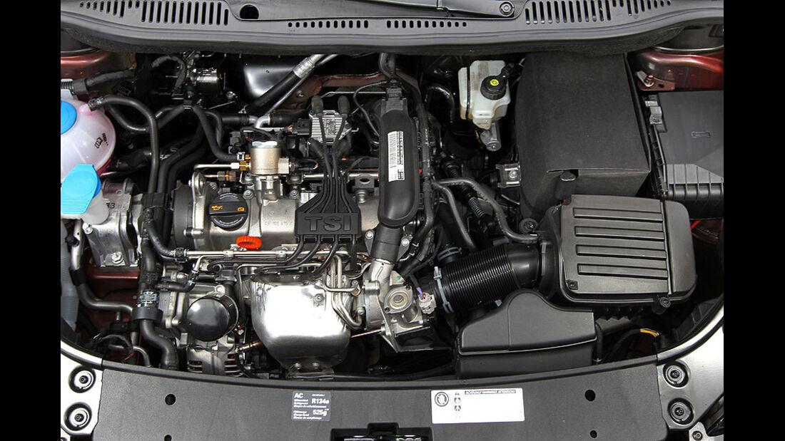 VW Caddy 1.6 TDI, Motor