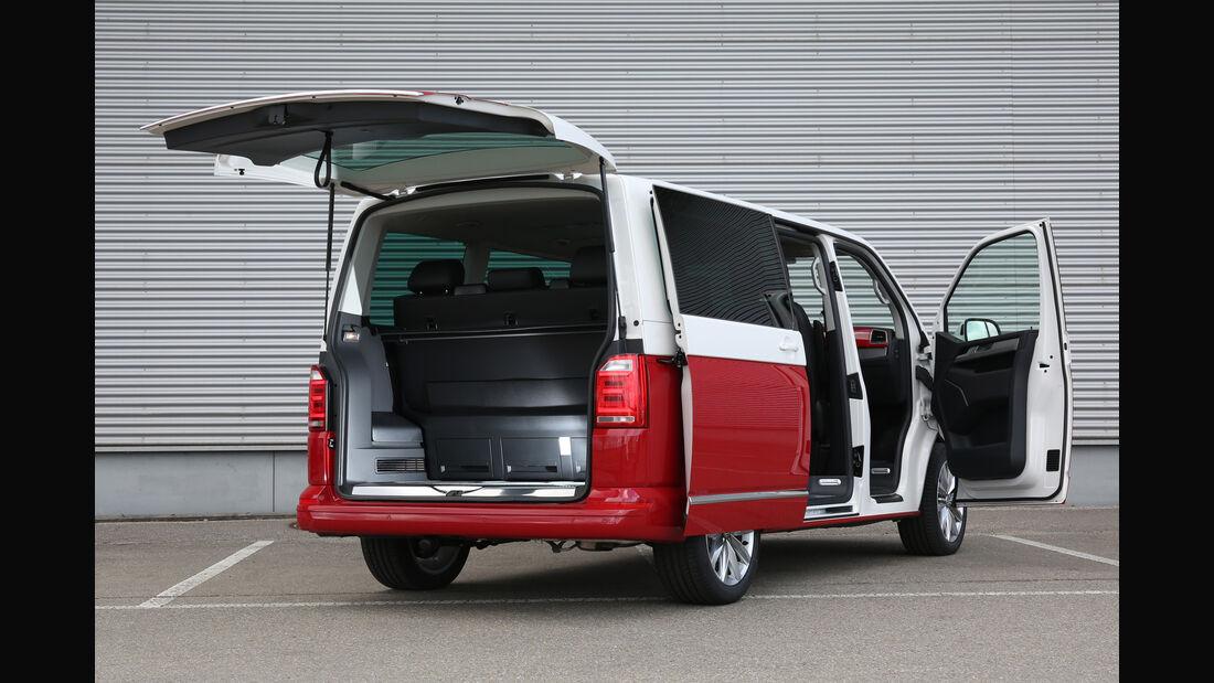 VW Multivan, Türen