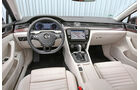 VW Passat Variant 2.0 TSI, Fahrersitz