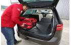 VW Passat Variant 2.0 TSI, Fondsitze