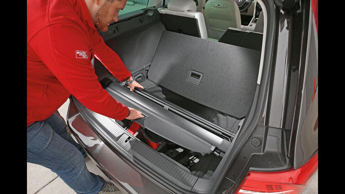 VW Passat Variant 2.0 TSI, Kofferraum