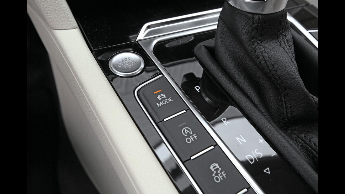 VW Passat Variant 2.0 TSI, Navi