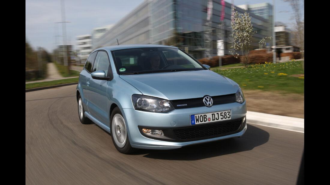 VW Polo Blue Motion