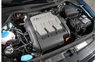VW Polo Blue Motion, Motorraum