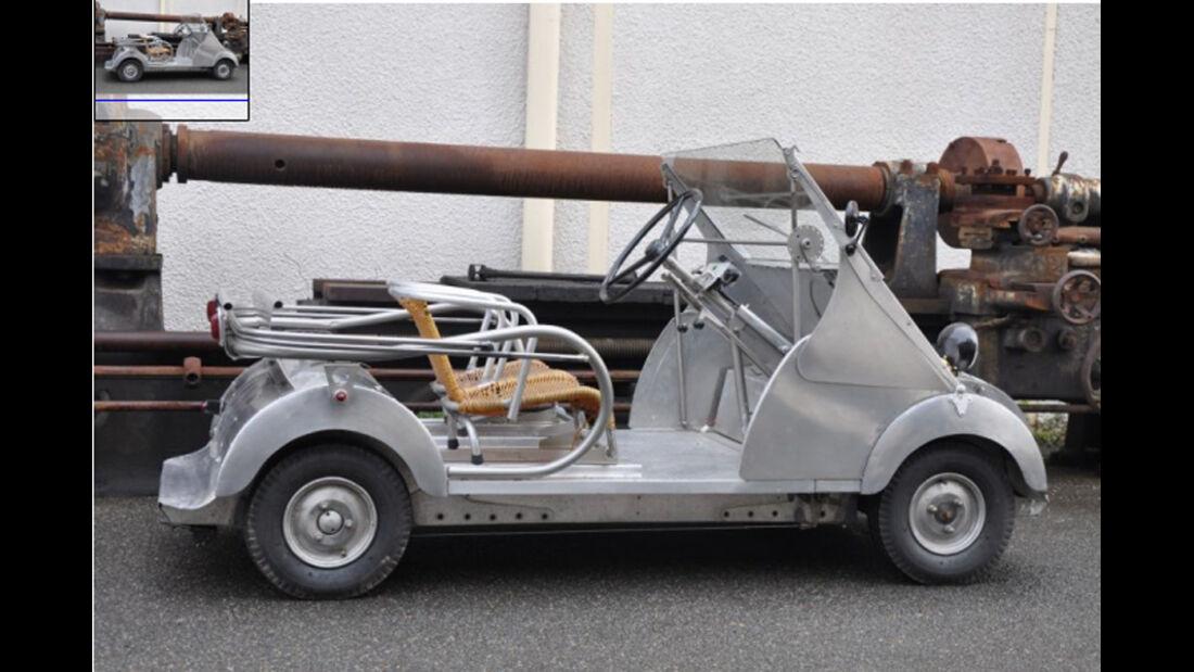 Voisin Biscooter Type C31