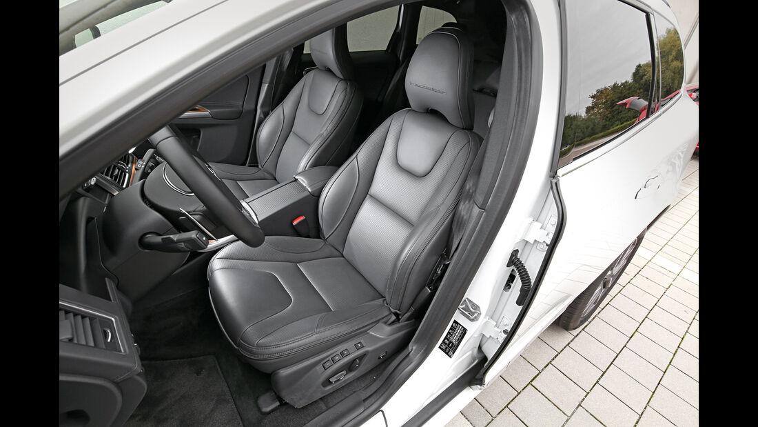 Volvo XC60 D5 AWD, Fahrersitz