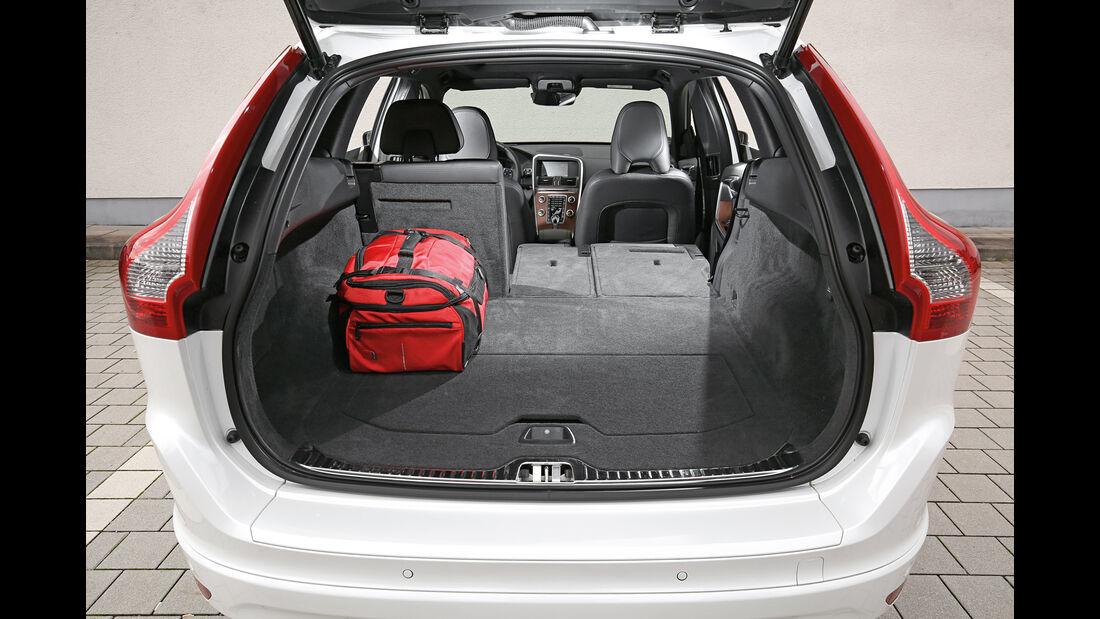 Volvo XC60 D5 AWD, Kofferraum