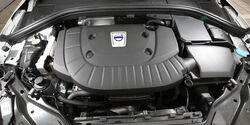 Volvo XC60 D5 AWD, Motor