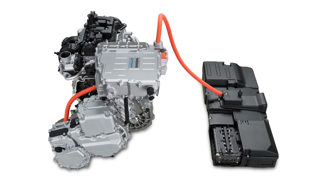 005/2018, Nissan Note E-Power