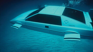 007 Lotus Esprit 'Submarine Car'
