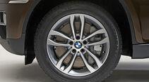01/2012, BMW X6 2012 Facelift, Felge