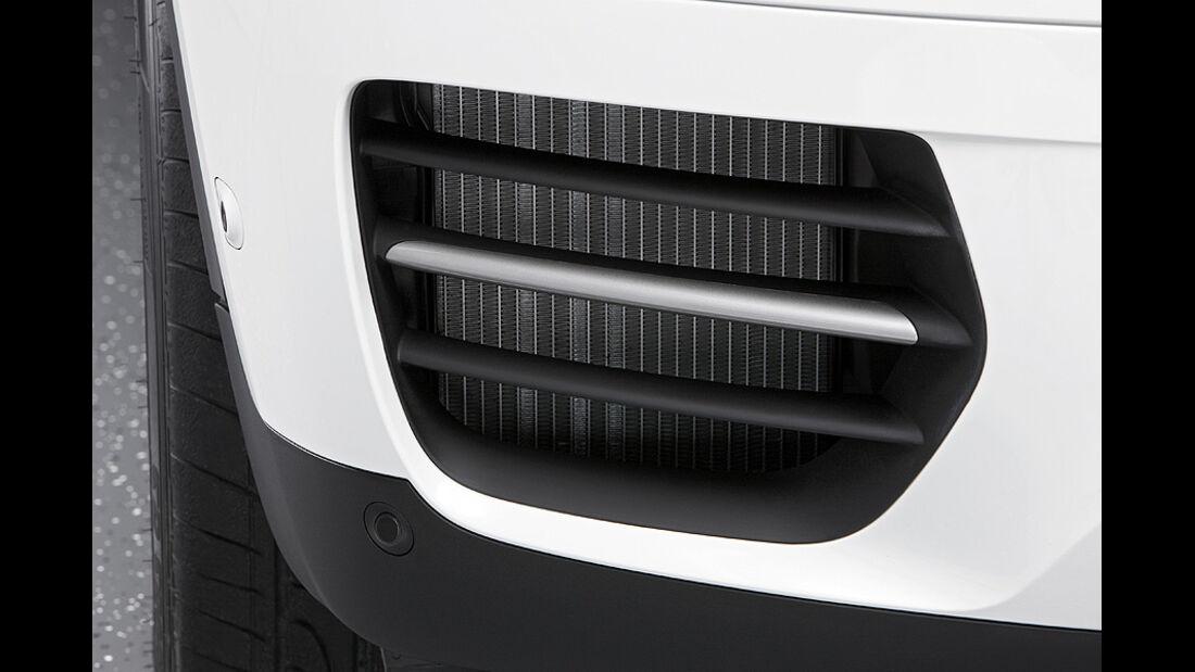 01/2012, BMW X6 M50d, Luftschacht