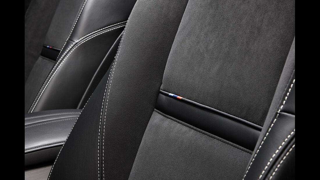 01/2012, BMW X6 M50d, Sitze
