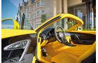 01/2012, Bugatti Veyron 16.4. Grand Sport Qatar, Innenraum