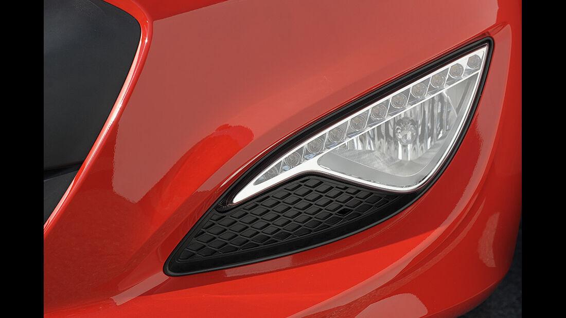 01/2012, Hyundai Genesis Coupé 2012, Detroit, Nebelscheinwerfer