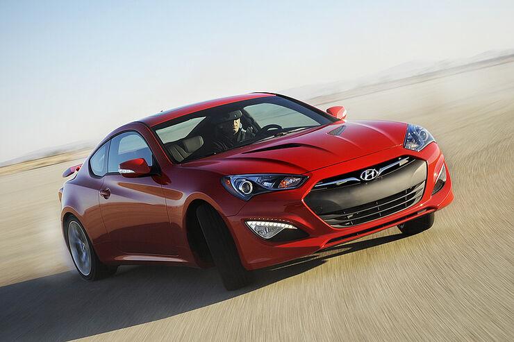 01/2012, Hyundai Genesis Coupé 2012, Detroit