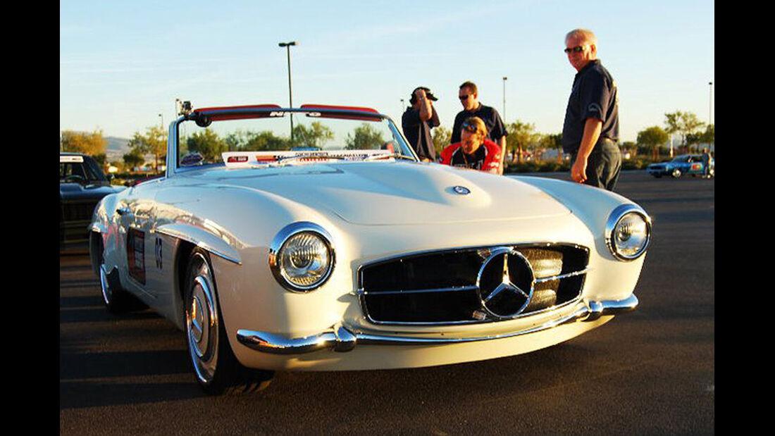 01/2012, Mercedes Bent 190 SL