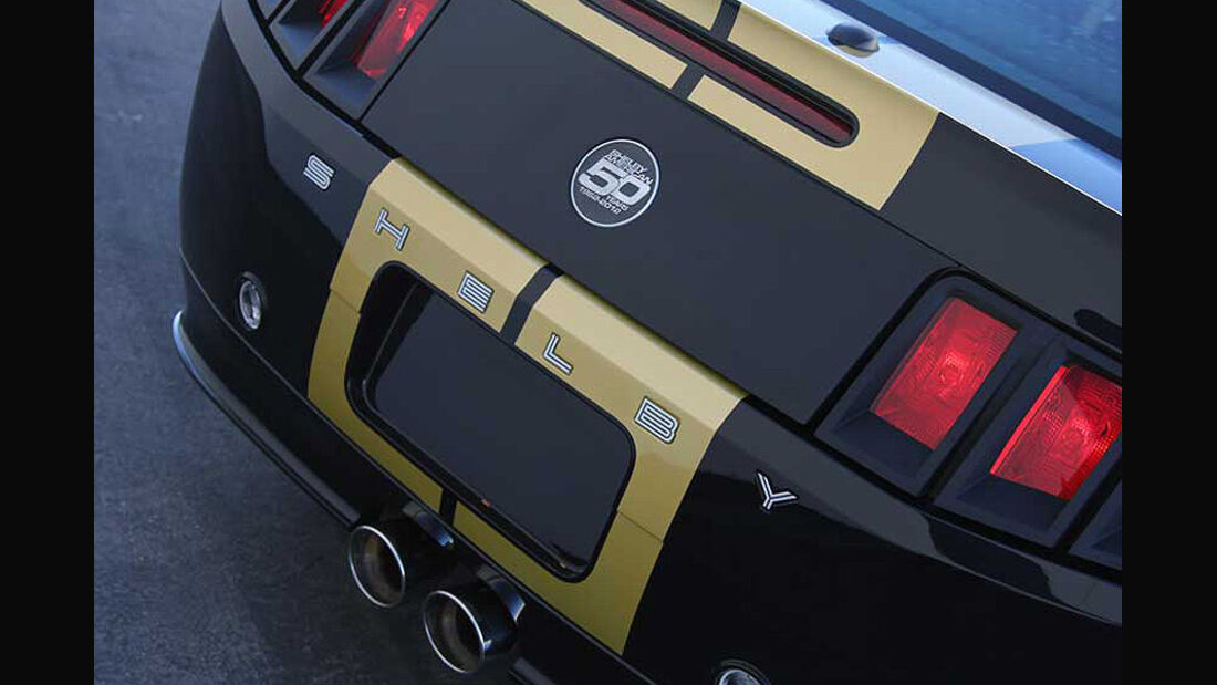 01/2012, Shelby Mustang GT350