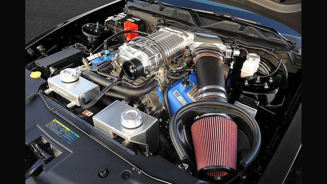 01/2012, Shelby Mustang GT500 Super Snake