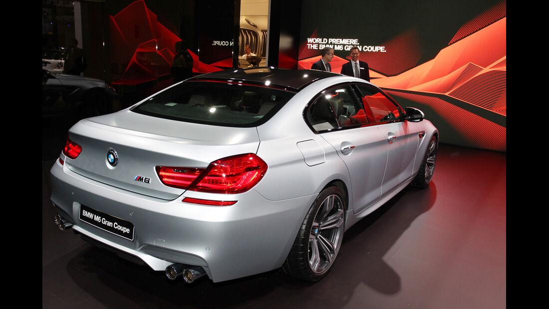 01/2013 BMW M6 Gran Coupé