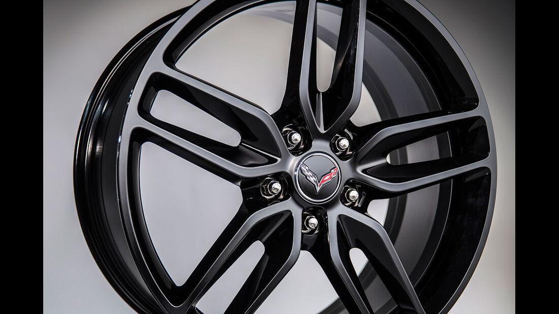 01/2013 Chevrolet Corvette, Felge