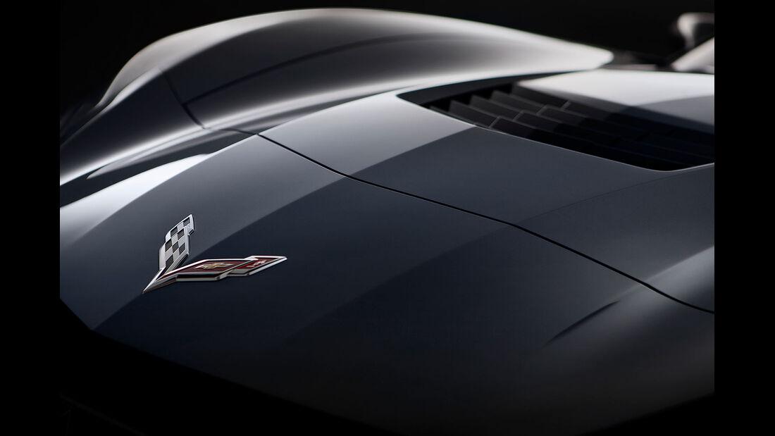 01/2013 Chevrolet Corvette, Lufthutze