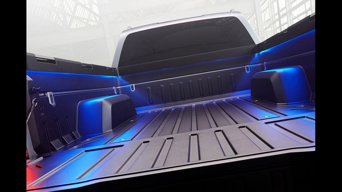 01/2013 Ford Atlas Concept, Ladefläche