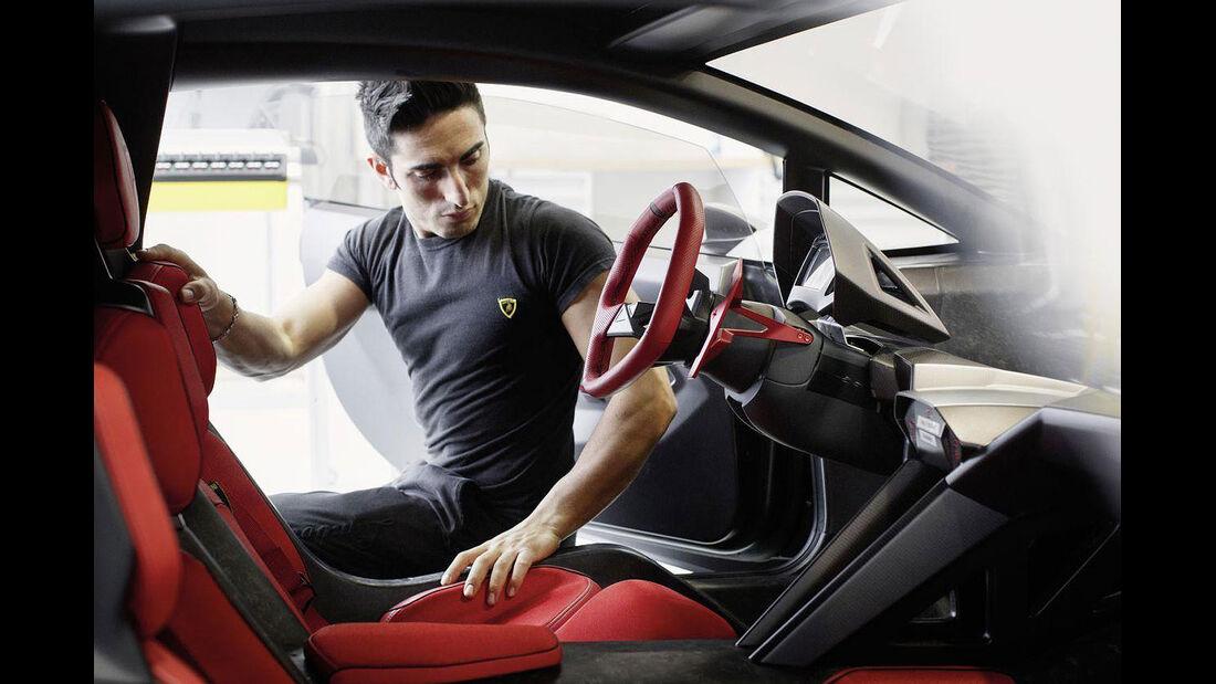 01/2013 Lamborghini Sesto Elemento